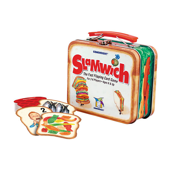 Gamewright Slamwich Deluxe Card Game in a Tin