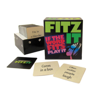 Gamewright FitzIt Party Game
