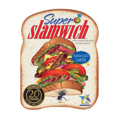 Gamewright Super Slamwich