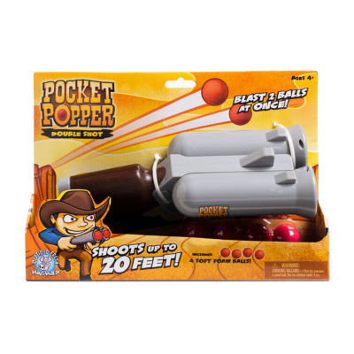 Hog Wild Pocket Popper - Double Shot