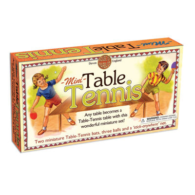 House of Marbles Mini Table Tennis