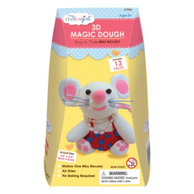 My Studio Girl 3D Magic Dough - Miss Mousey