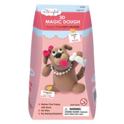 My Studio Girl 3D Magic Dough - Puppy with Bone