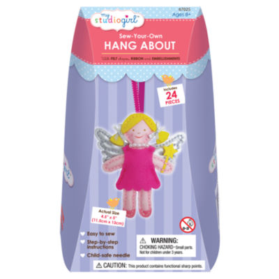 My Studio Girl Sew-Your-Own Hang About - Angel