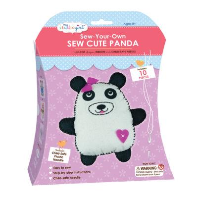 My Studio Girl Sew-Your-Own Sew Cute - Panda