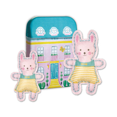 My Studio Girl Make-Your-Own Tiny Town Buddies - Bunny