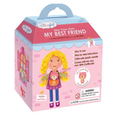 My Studio Girl Sew-Your-Own My Best Friend - Blonde