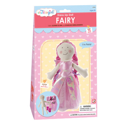 My Studio Girl Dress-Up Doll - Fairy