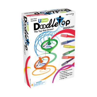 U-Create Doodletop Design Kit