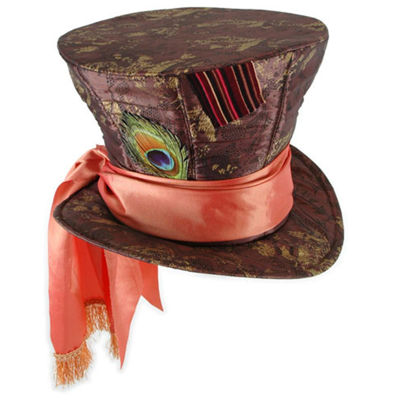 Alice in Wonderland Mad Hatter HatSmall
