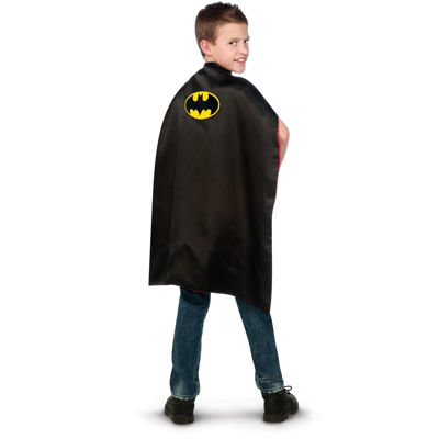 Batman BB  Superman Reversible Cape  Child