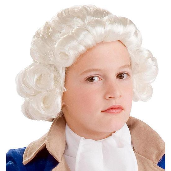 Colonial Child Wig - Boy Boys Costume