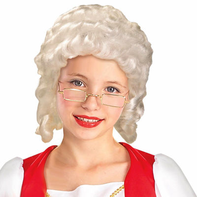 Colonial Child Wig - Girl