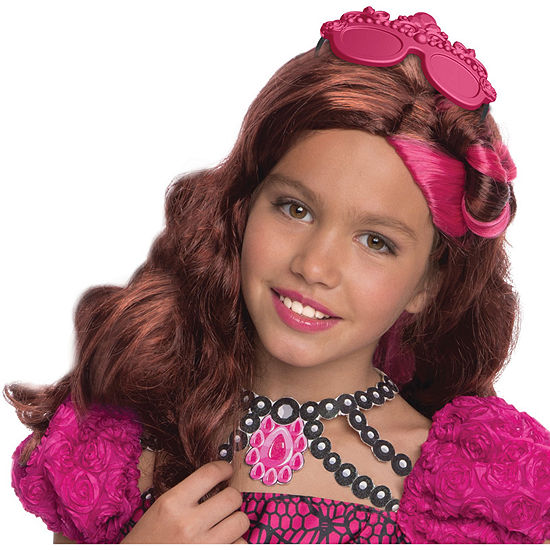 Ever After High Briar Beauty Wig With Headpiece