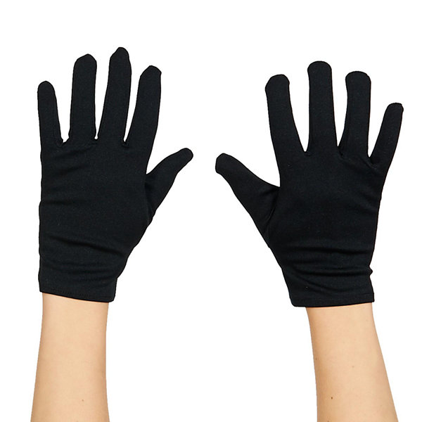 Gloves Theatrical Child - Black