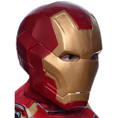 "Avengers 2 - Age of Ultron: Boys ""Mark 43"" Iron Man 2 Piece Mask"""