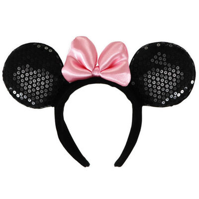 Minnie Ears Headband Deluxe