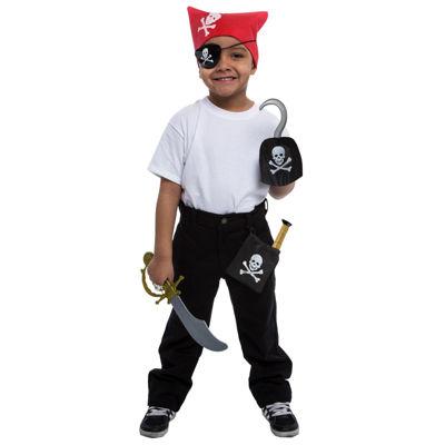 Pirate Dress Up Accessory Kit