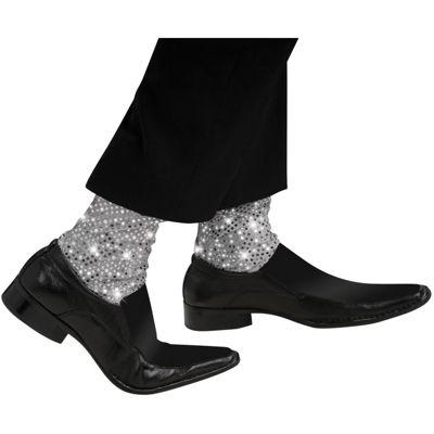 Michael Jackson (Child) Sparkle Stirrup Socks