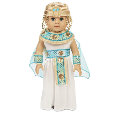 "Pharoahs Princess 18"" Doll Costume"""