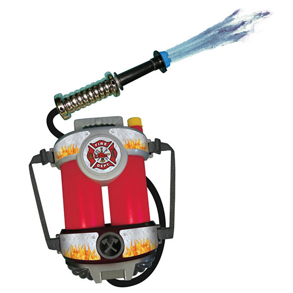 Super Soaking Fire Hose with Backpack - Child