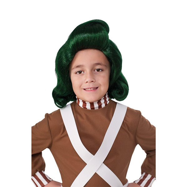 Willy Wonka & the Chocolate Factory Oompa Loompa Child Wig