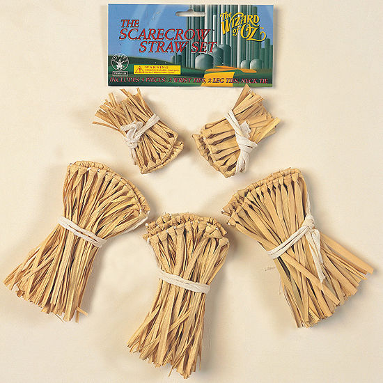 The Wizard Of Oz Straw Kit Unisex Costume Unisex Costume