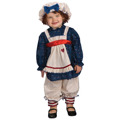 Ragga Muffin Dolly Infant Costume