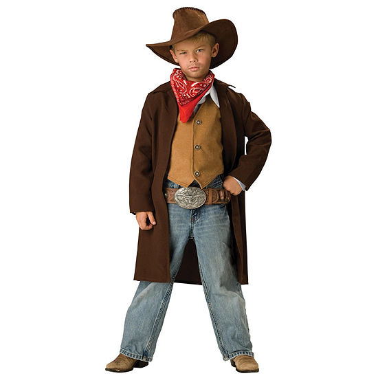 Rawhide Renegade Child Costume Boys Costume