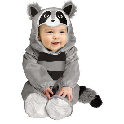 Baby Raccoon Costume For Infants - 6-12M