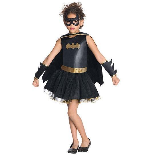 Batgirl Tutu Toddler Costume - 2-4T
