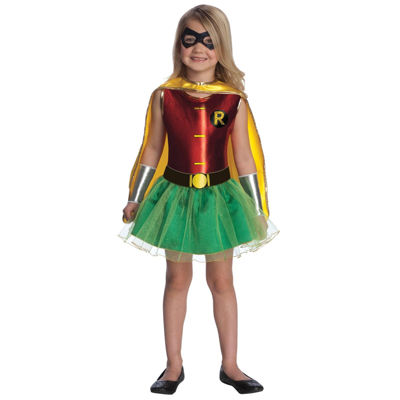 Robin Tutu Toddler Costume 2-4T