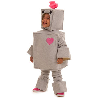 Toddlers Rosalie the Robot Costume - 18M-2T