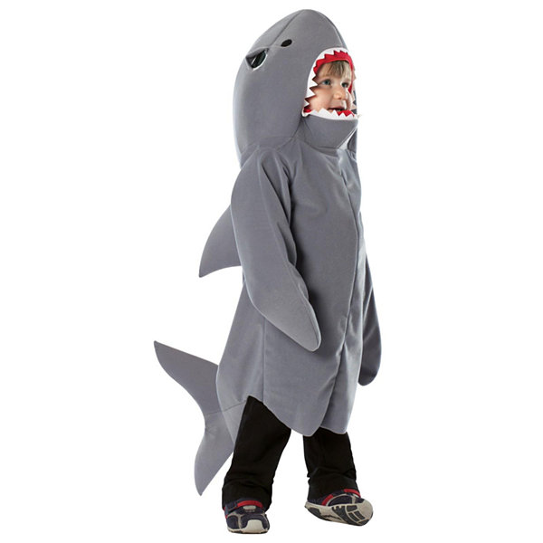 Shark Infant / Toddler Costume - Toddler 3-4T