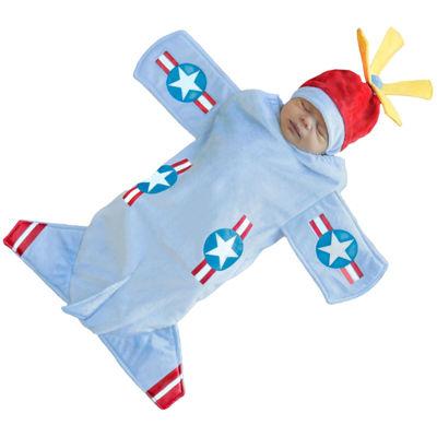 Bennett Bomber Bunting Infant Costume - 0-3 Months