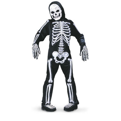 Skele Bones Child Costume