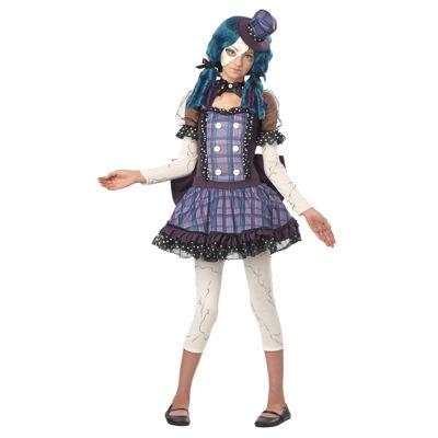 Broken Doll Tween Costume