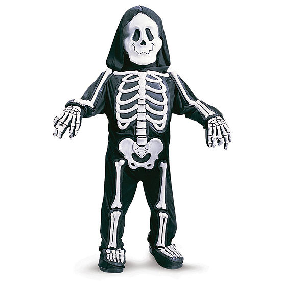 Skelebones Toddler / Child Costume - 3T-4T