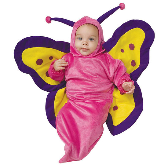Butterfly Bunting Infant Costume - Newborn-9 Months