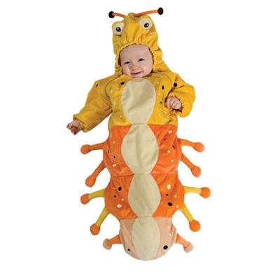 Caterpillar Bunting Infant Costume