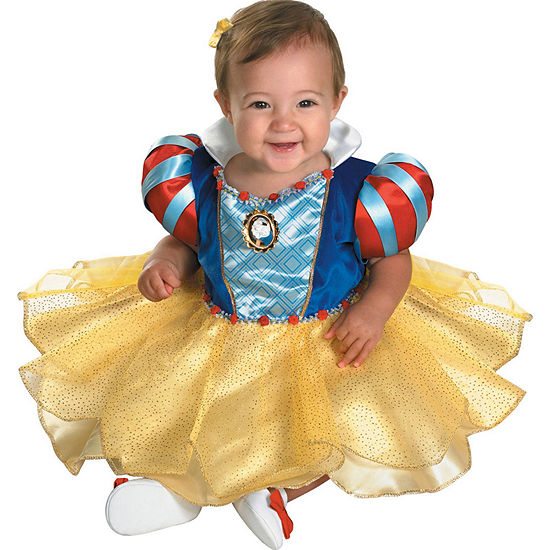 Snow White Infant Costume 12-18 Months