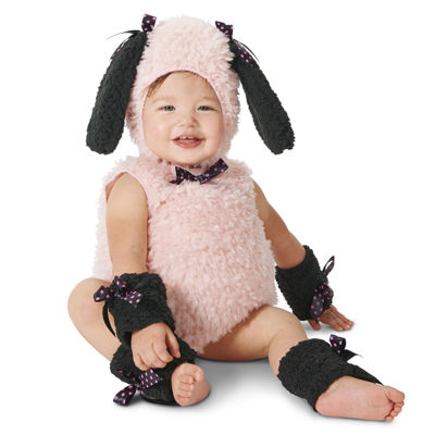 Chic Puppy Infant Costume