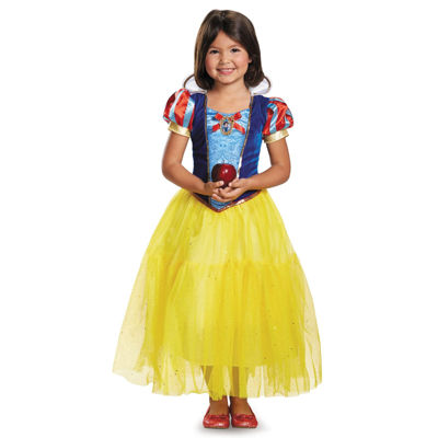 Snow White Sparkle Deluxe Toddler Costume 2-4T