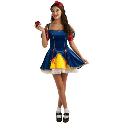 Snow White Teen Costume