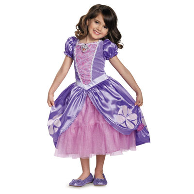 Sofia the First Sofia The Next Chapter Deluxe Child Costume