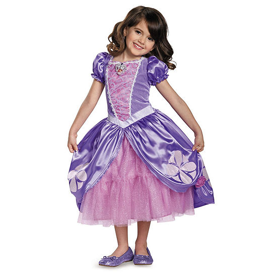 Sofia the First Sofia The Next Chapter Deluxe Toddler Costume