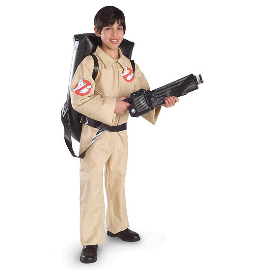 Ghostbuster Child Costume Boys Costume