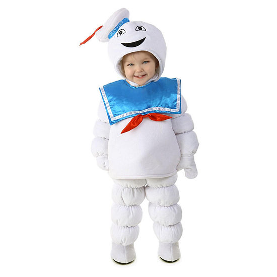 Ghostbusters Stay Puft Toddler Costume Boys Costume
