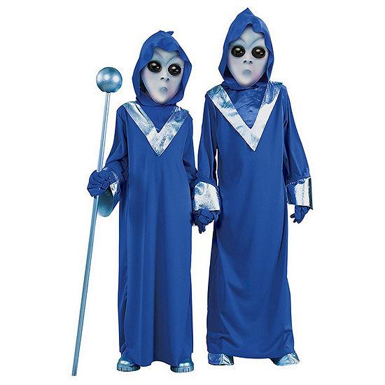 Complete Alien Costume Unisex Costume