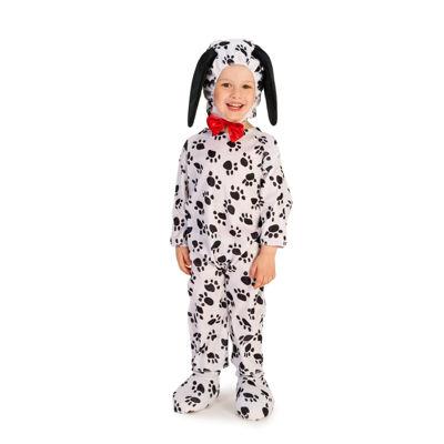 Dalmatian Toddler Costume 2-4T